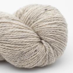 BC Garn Semilla Melange GOTS light grey