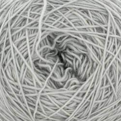 Cowgirl Blues Merino Single Lace solid Silver Fox