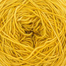 Cowgirl Blues Merino Single Lace solid Mustard