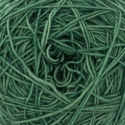 Cowgirl Blues Merino Single Lace solid Rainforest