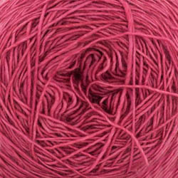 Cowgirl Blues Merino Single Lace solid Dusty Rose