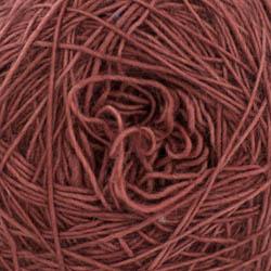 Cowgirl Blues Merino Single Lace solid Marsala