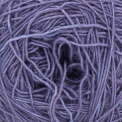 Cowgirl Blues Merino Single Lace solid Aubergine