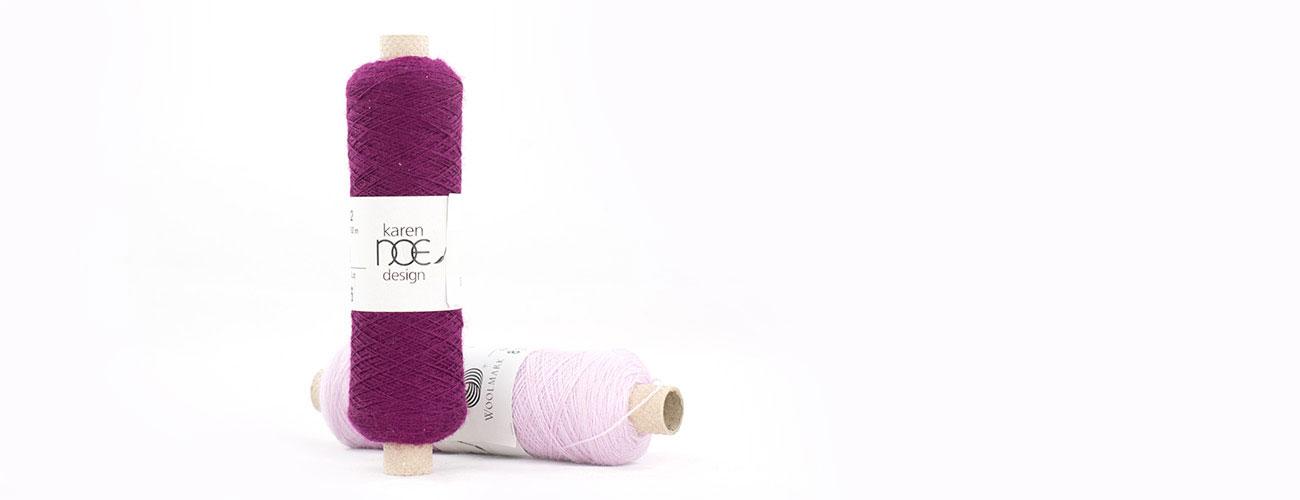For weaving