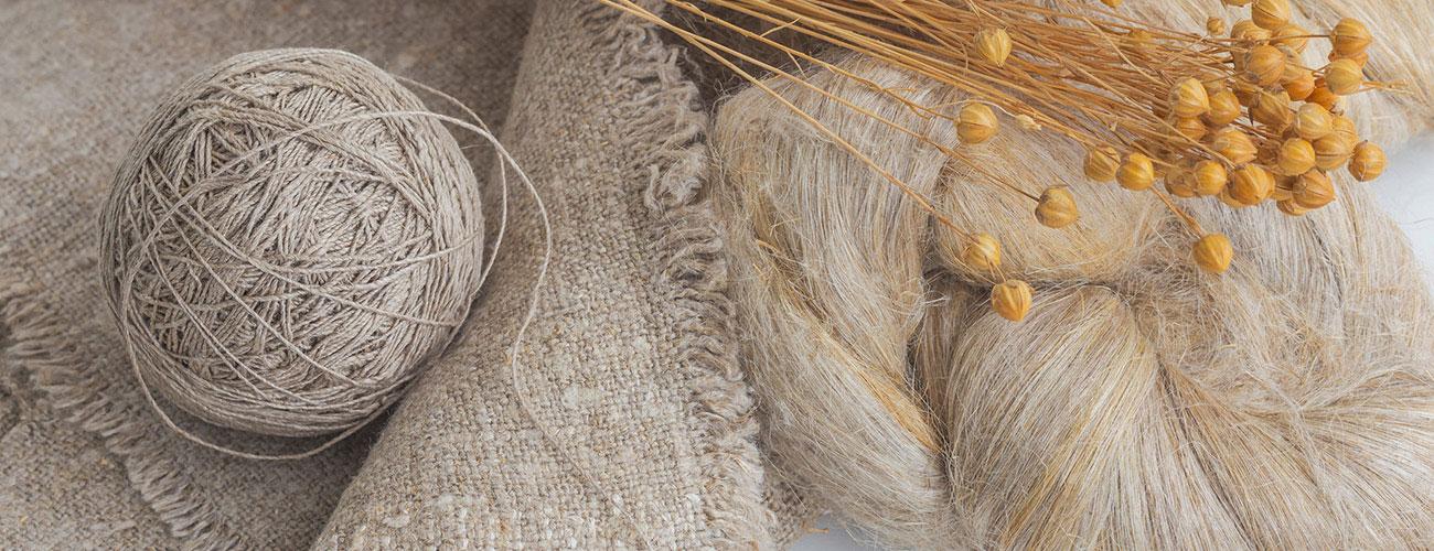 Linen and nettle